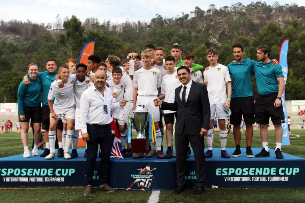 """Torneio Internacional de Futebol """"Esposende Cup"""" adiado para 2021"""