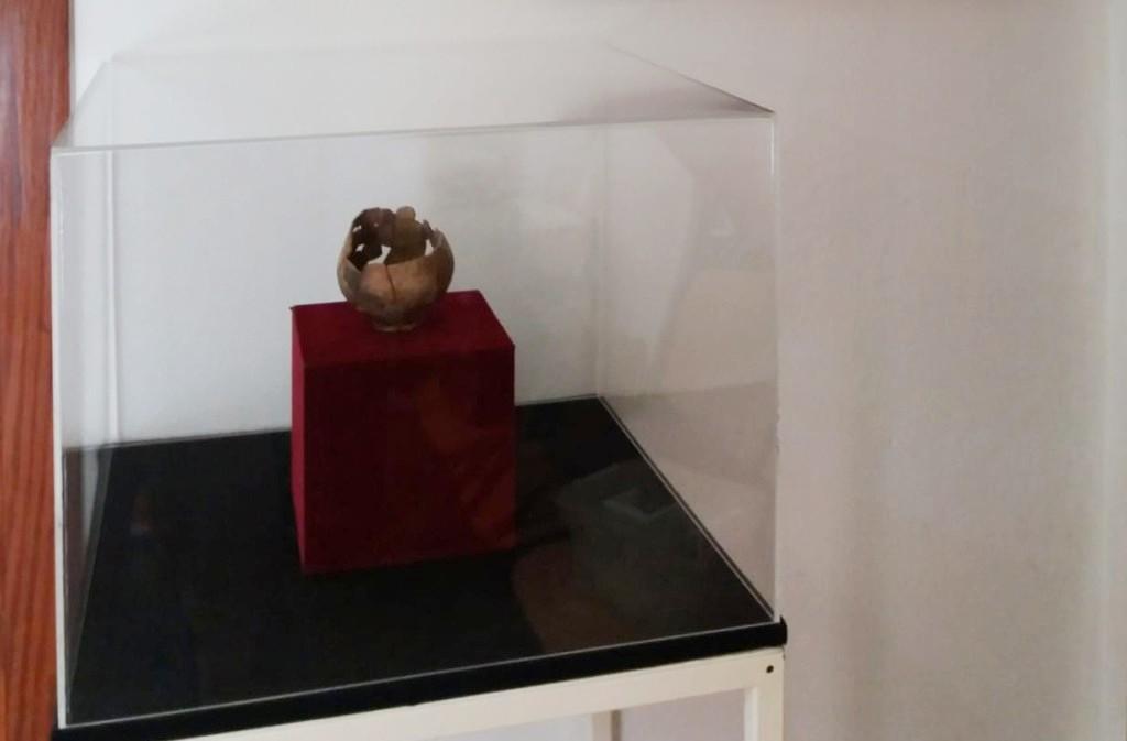 Mostra de Peças Arqueológicas na Junta de Bagunte