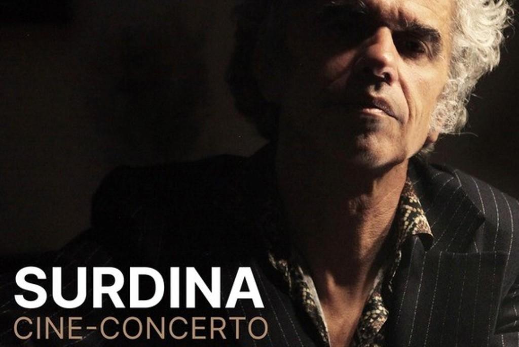 """""""Surdina"""" ou um Cine-concerto com Tó Trips para Ver no Teatro Municipal"""