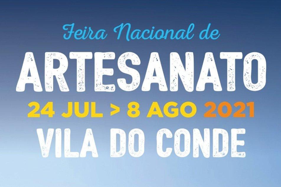 A 43ª Feira Nacional de Artesanato Regressa Este sábado Sábado