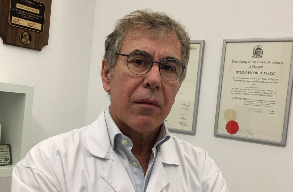 Clínica Dr. Miguel Sousa Neves Disponibiliza Ventilador
