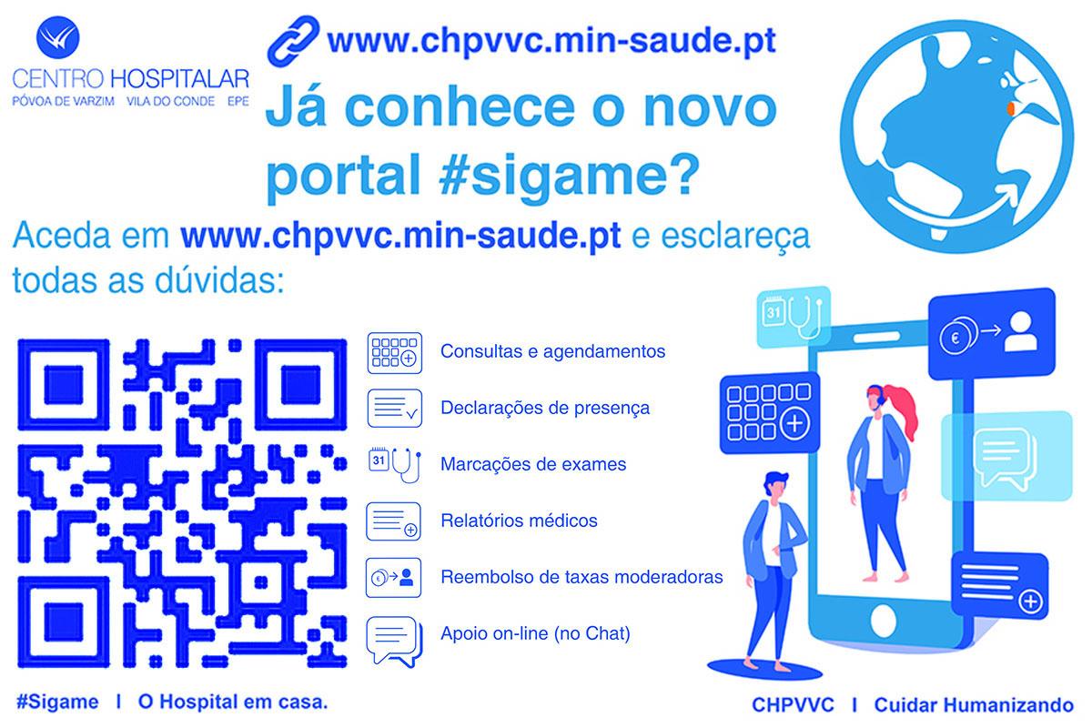 Como Contactar o Centro Hospitalar Póvoa de Varzim - Vila do Conde