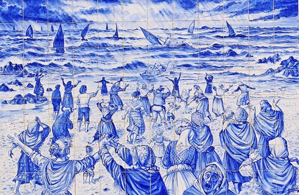 Quando o Mar Chama pela Escola da Poesia