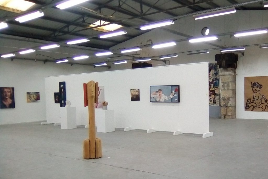 Bienal Internacional de Arte Gaia em Abril na Quinta da Fiação