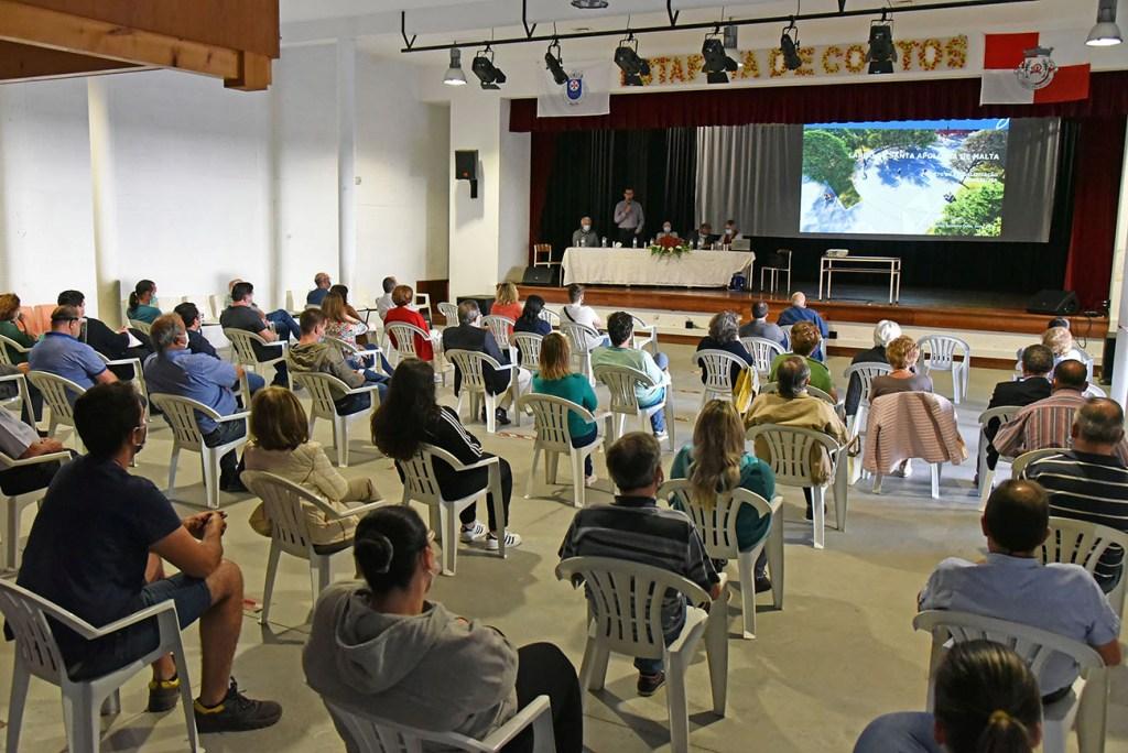 Projeto de Requalificação Paisagística do Largo de Santa Apolónia em Malta