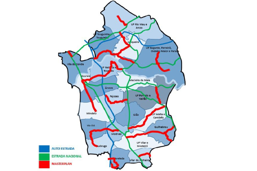 Investimento de 11 Milhões em Estradas Municipais