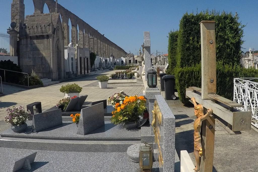 Vila do Conde Encerra Cemitérios no dia 31 de Outubro e 1 de Novembro