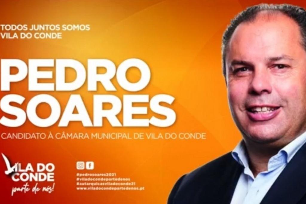 Candidato do PSD à Câmara de Vila do Conde Apresenta Projectos