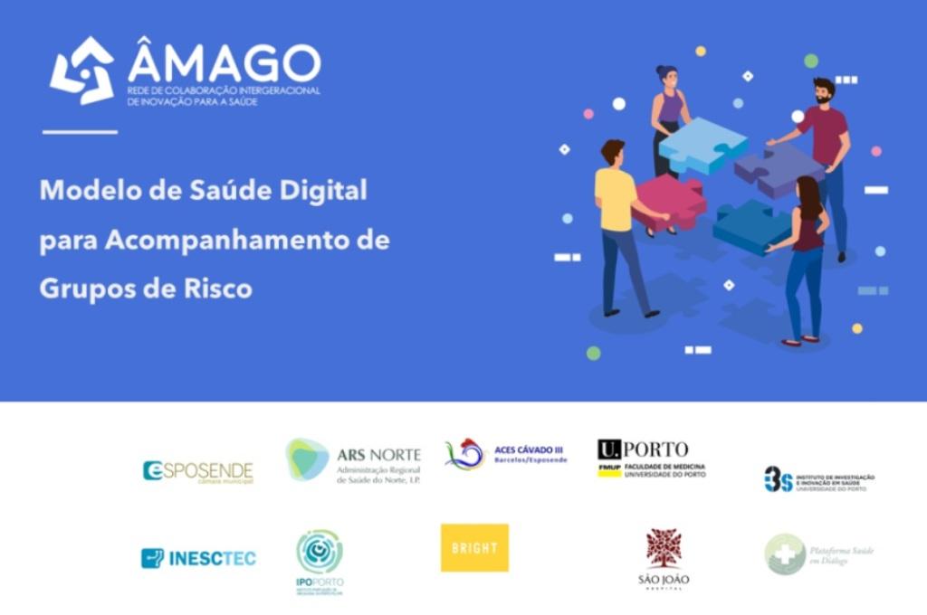 Um Projeto Digital Pioneiro na Área da Saúde