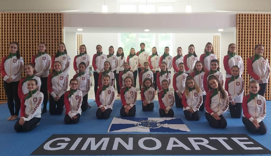 Gimnoarte Revalida o Título de Melhor Escola pela 3ª Vez