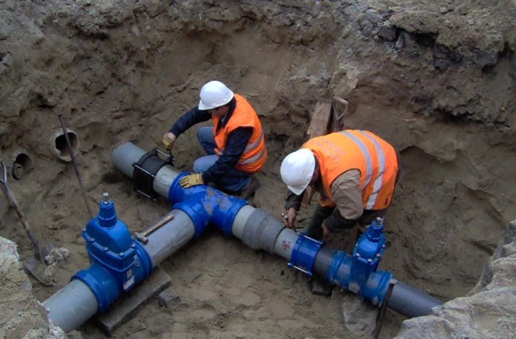 Abastecimento de Água à Cidade de Esposende com Aumento de Pressão