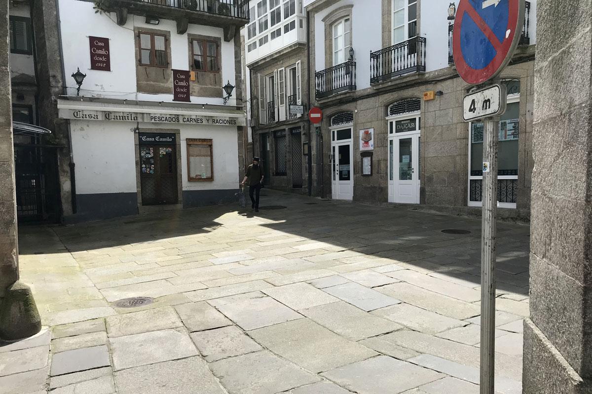 Compostela Poveira ou a Galícia Aqui