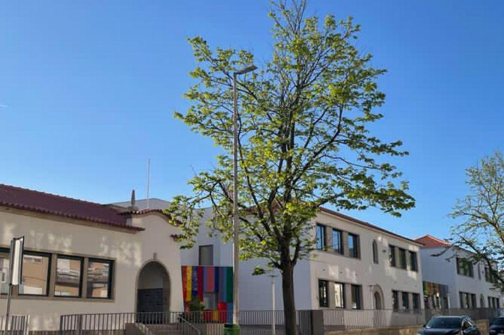 """Inauguração da """"Escola dos Correios"""""""