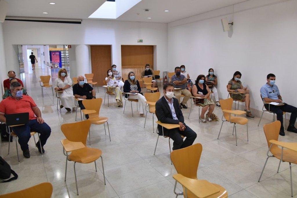 Ano Lectivo Com Atenções Redobradas em Reunião Preliminar