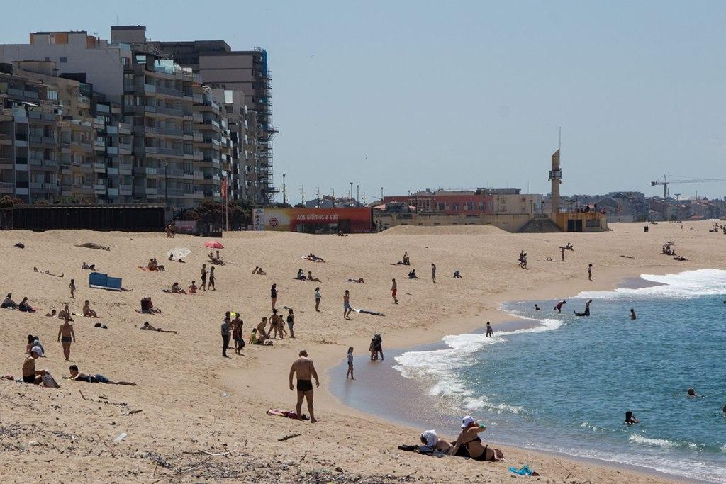 Novas Regras de Utilização das Praias entram em Vigor Terça-feira