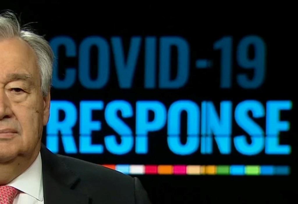 Póvoa de Varzim foi Convidada Pela ONU para o combate ao COVID