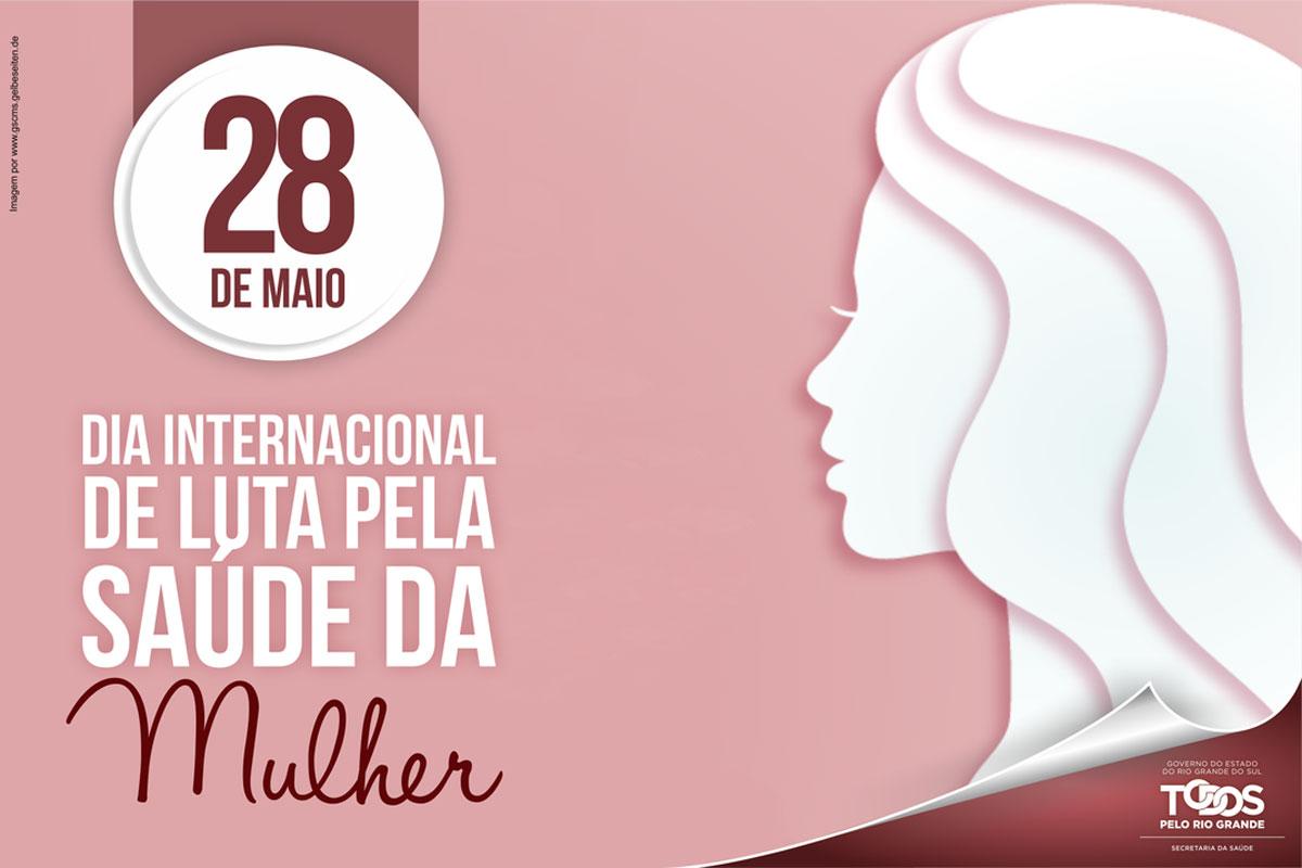 Dia Mundial da Saúde da Mulher Todos os Dias