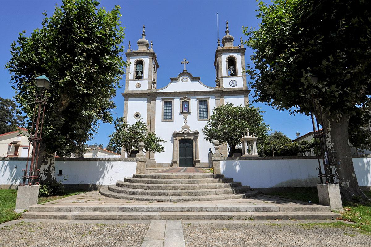 Abertura das Comemorações dos 150 anos da Igreja de Beiriz