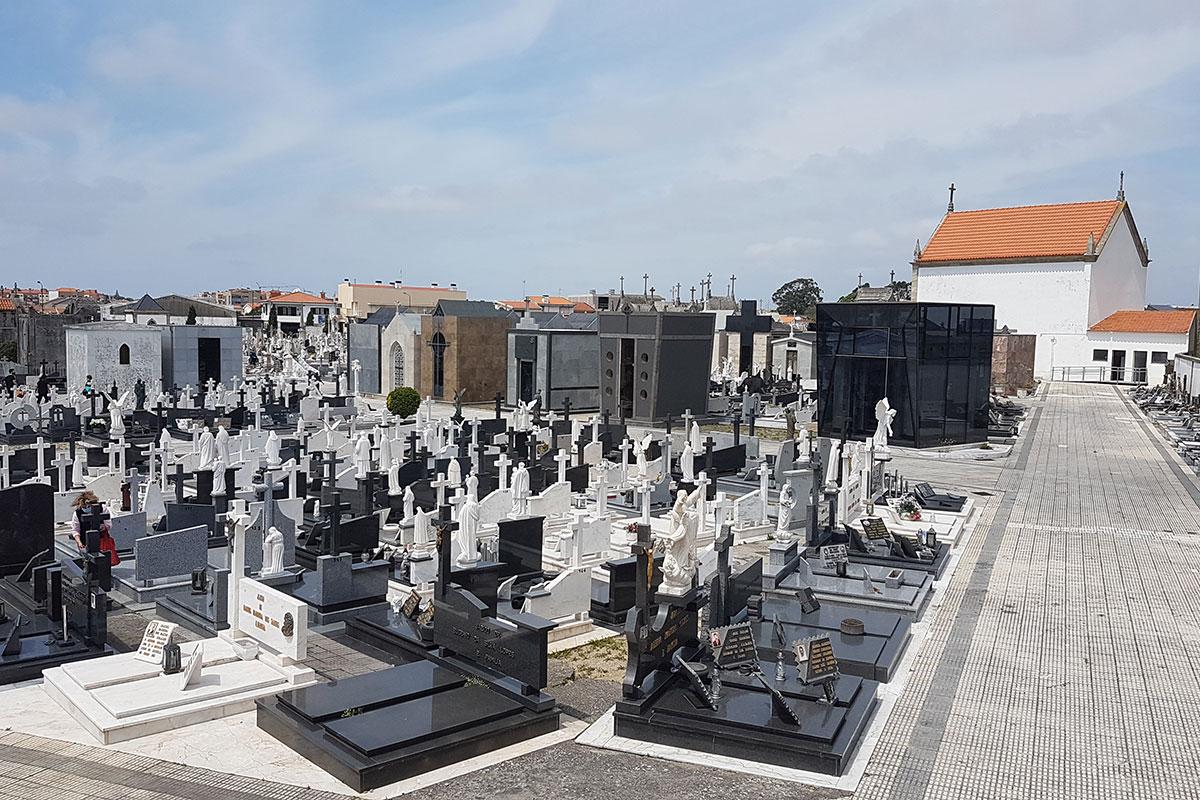 Cemitérios Abandonam Quarentena