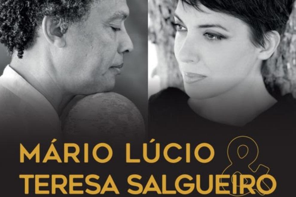 """""""Mário Lúcio & Teresa Salgueiro"""" em Concerto do Garrett"""