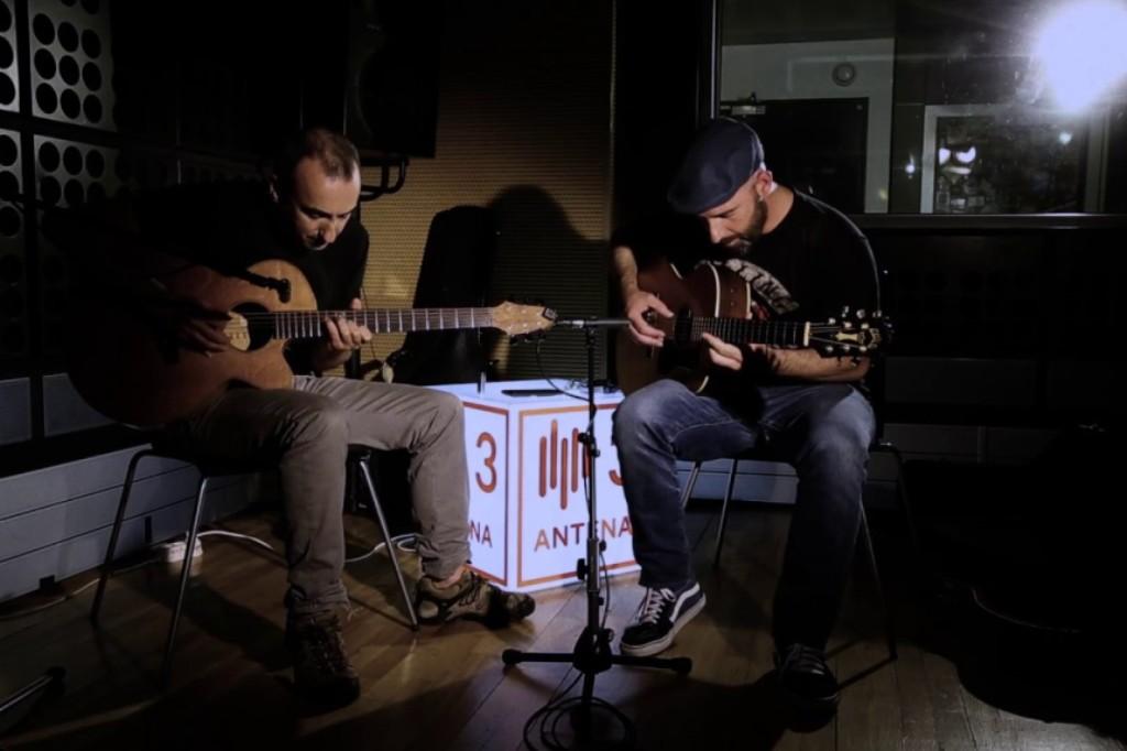 Soam as Guitarras no Garrett