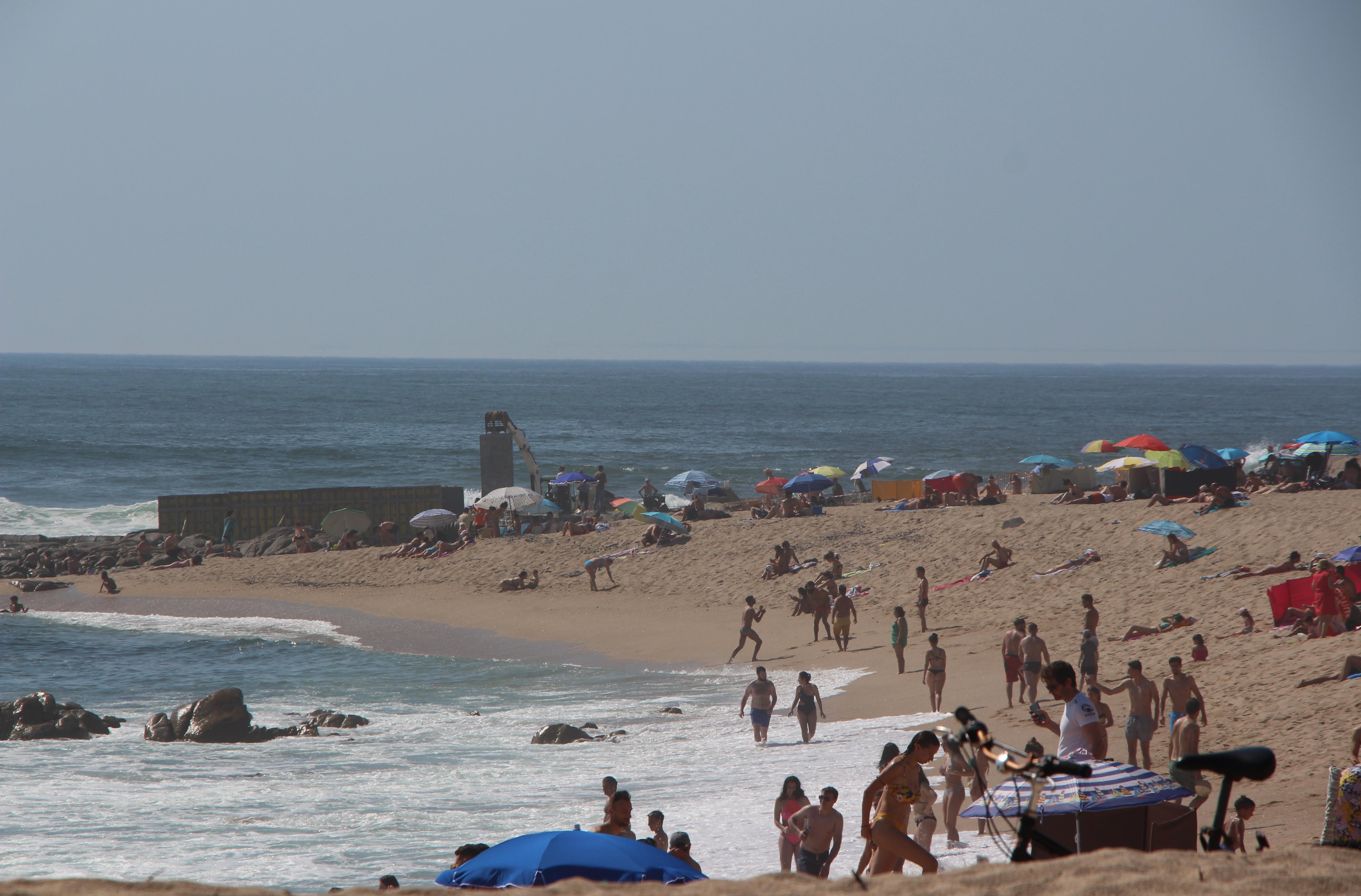 Reforço de Vigilância nas Praias Não Vigiadas