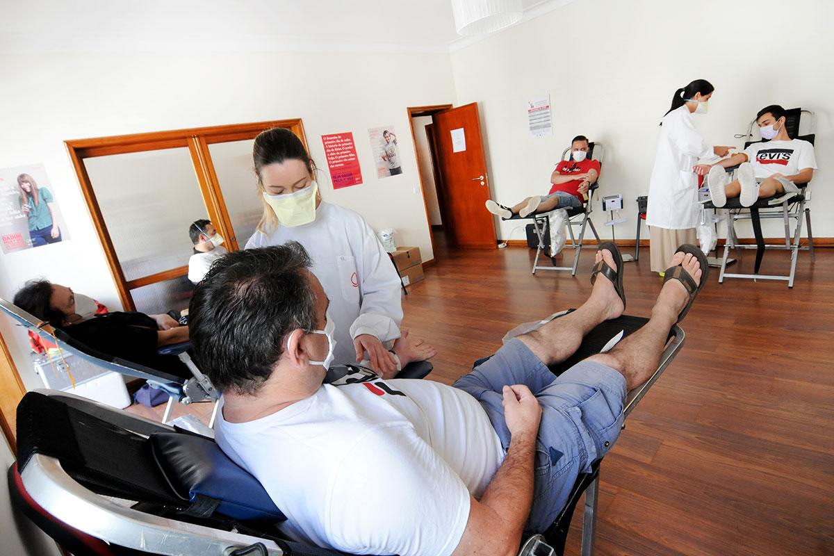 Associação de Sangue da Póvoa de Varzim Apagou 15 Velas