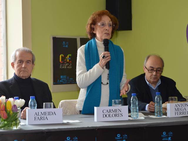 Carmen Dolores a Última Representação
