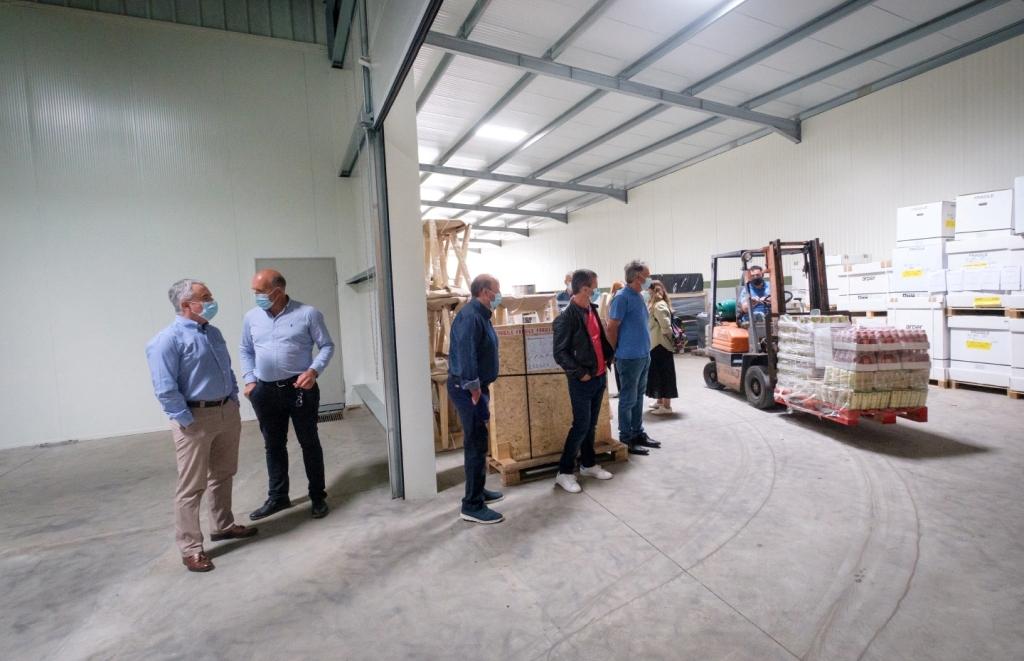 Cooperativa Agrícola Faz Doação de Alimentos a famílias Carenciadas