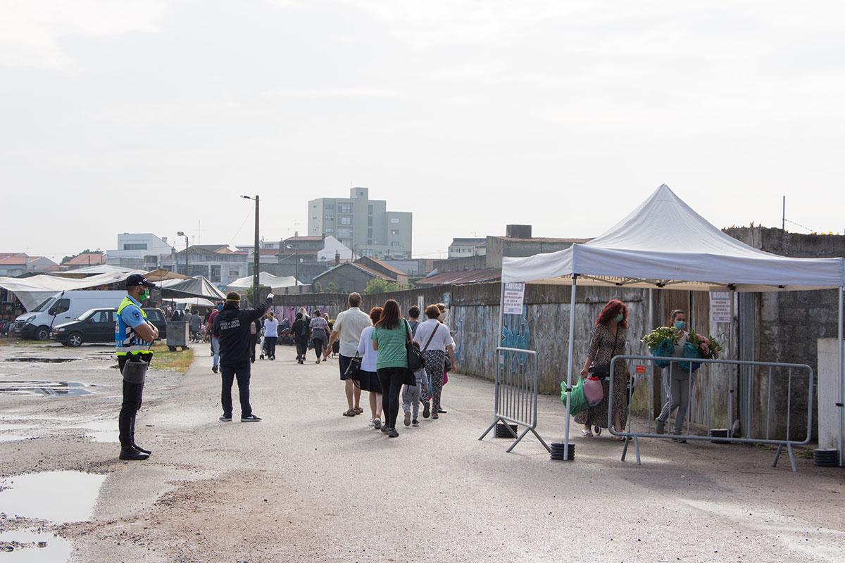 A Feira das Moninhas Reabriu e no Domingo é a Vez de Aver-o-Mar