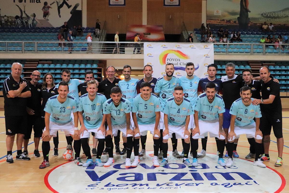 Póvoa Futsal Vai Disputar a II Divisão Nacional