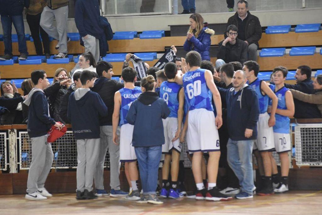 Desportivo da Póvoa Joga em Setembro a Subida de Divisão com a Académica de Coimbra