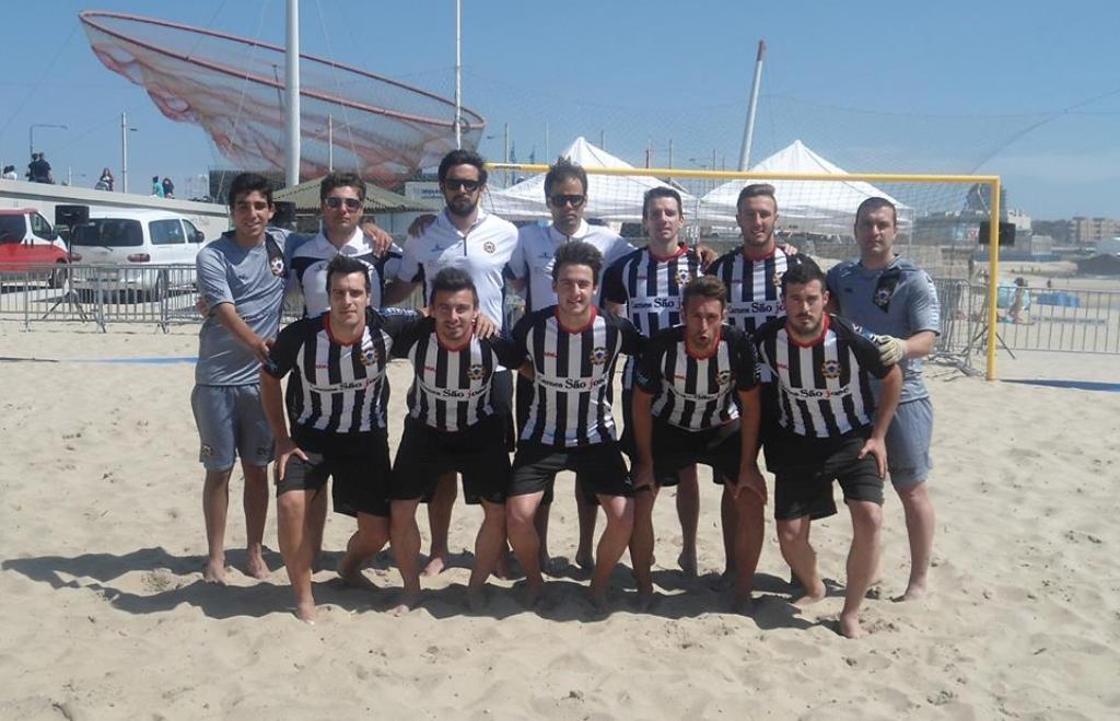 Futebol de Praia do Varzim à Espera do Arranque do Campeonato