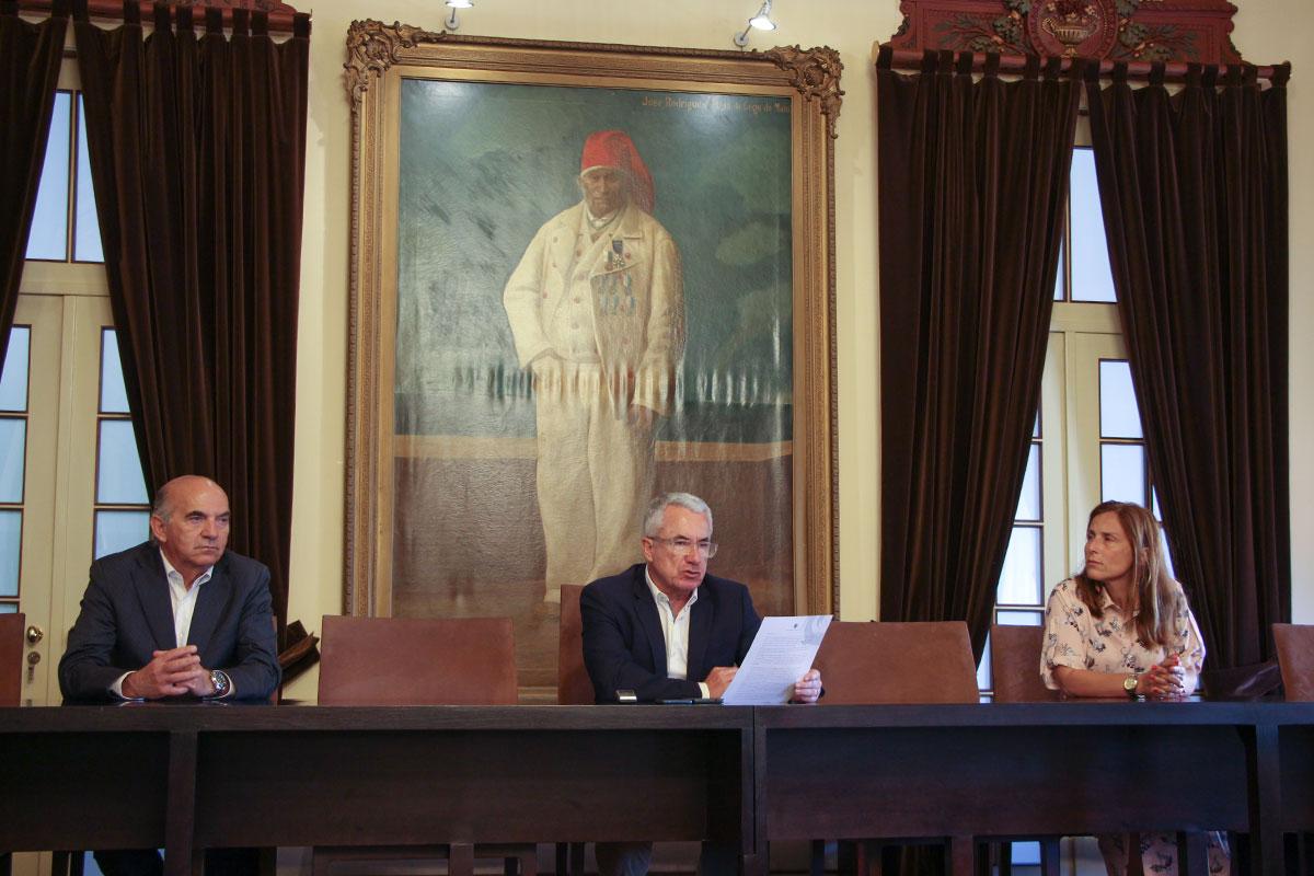 Comunicado do Presidente da Câmara Sobre as Festas de São Pedro