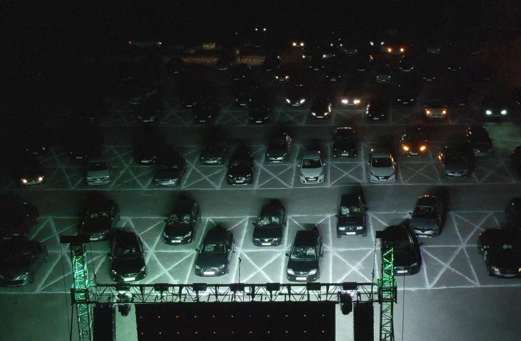 As Curtas Apresentam Filmes Premiados em Sessão Especial em Drive-In
