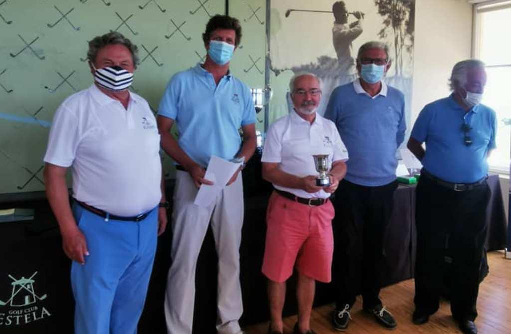 Taça Nelson Quintas no Estela Golf Club