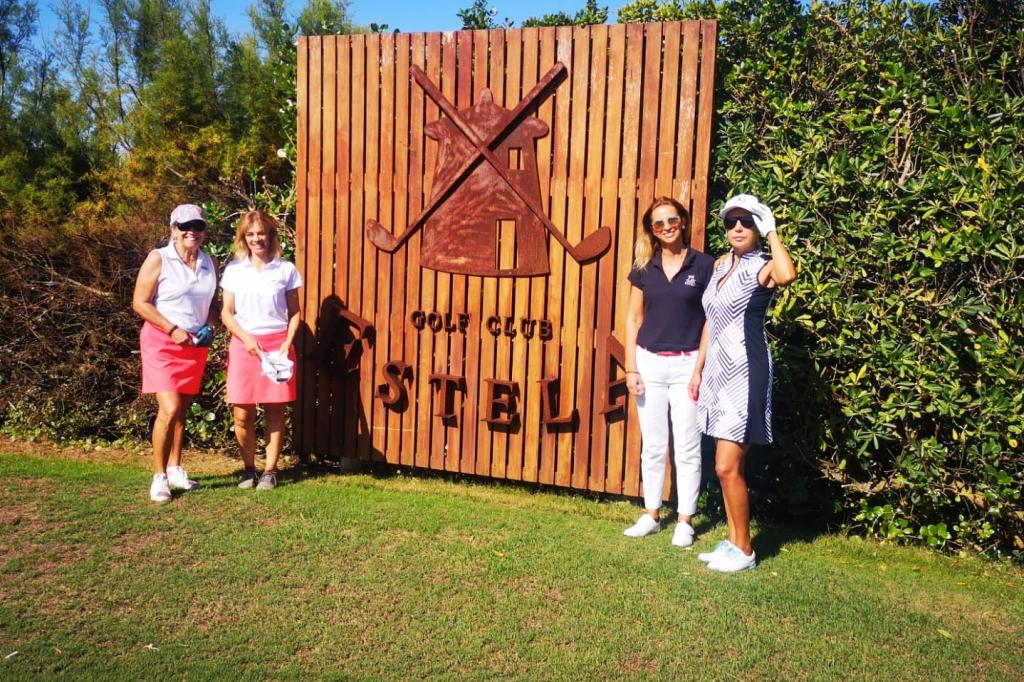 Taça do Moinho Festejada no Estela Golf