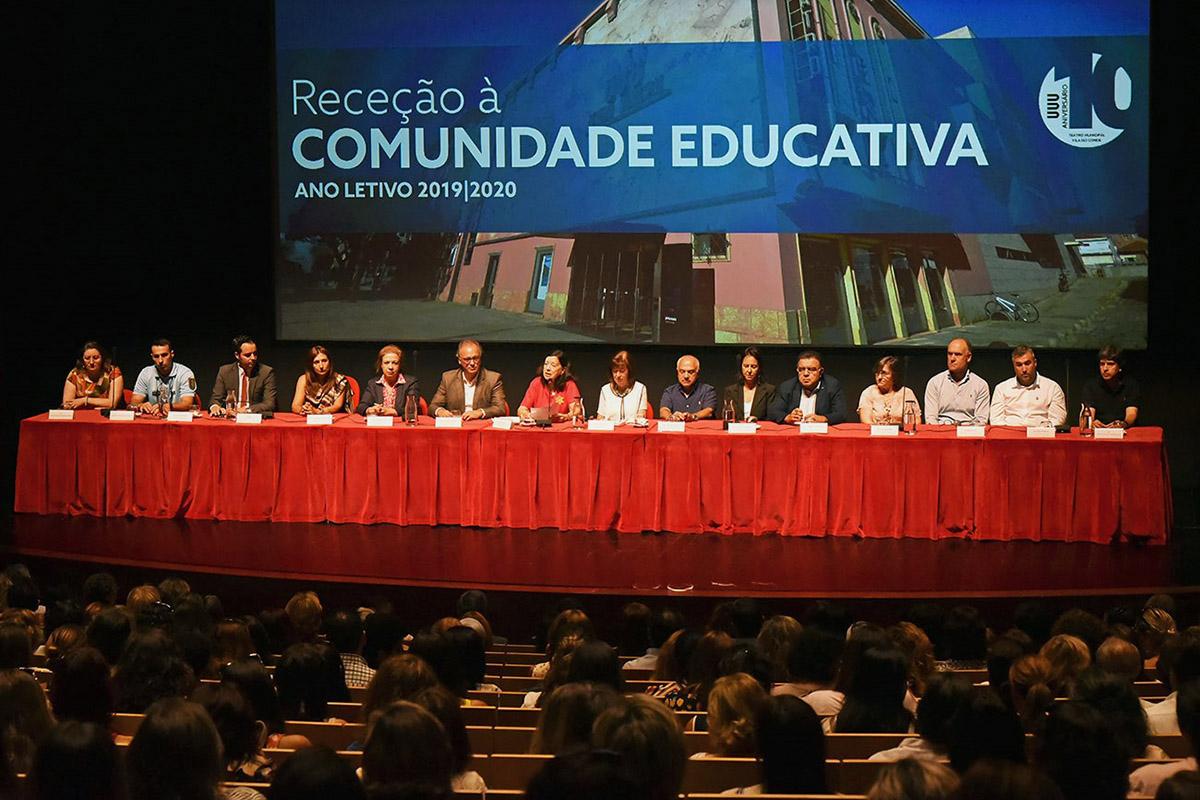 Câmara Municipal Dá as Boas-Vindas à Comunidade Educativa