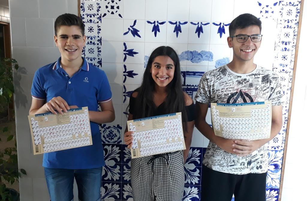 Ouro nas Olimpíadas de Química para Alunos da Escola Flávio Gonçalves