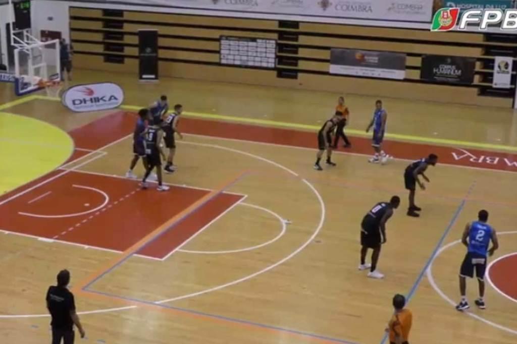 Basquetebol do Desportivo Precisa de 13 Pontos para Subir de Divisão