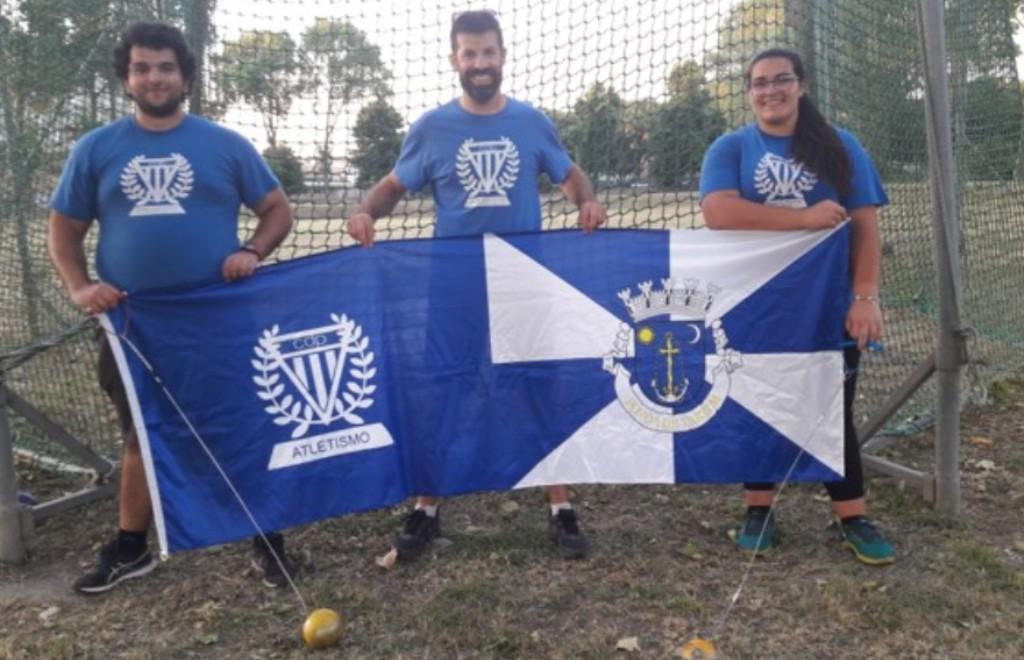 Atletismo do CDP Conquista Cinco Títulos Regionais
