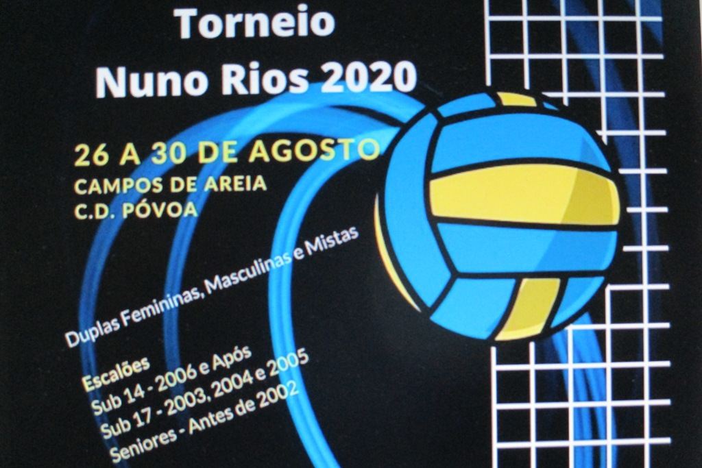Torneio Nuno Rios no Pôr de Agosto