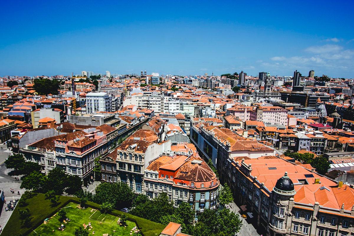 Imobiliário no Porto em Cenário de Pandemia
