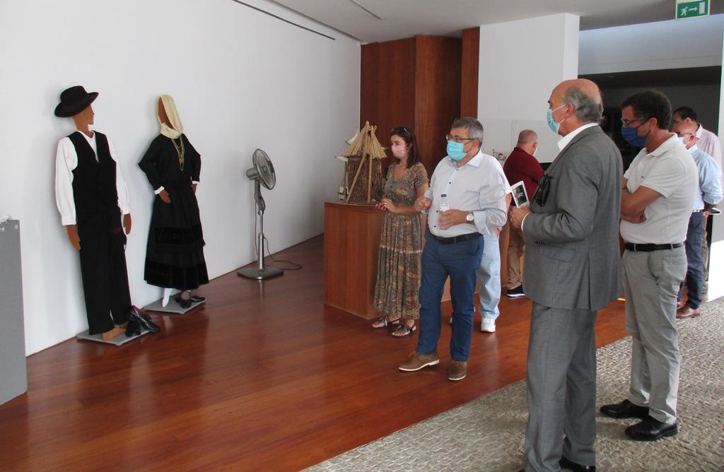 Exposição Comemorativa das Bodas de Ouro do Rancho de S. Pedro de Rates