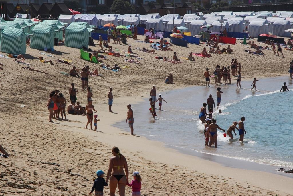 Sete Praias da Póvoa de Varzim em Quarentena até Segunda-feira
