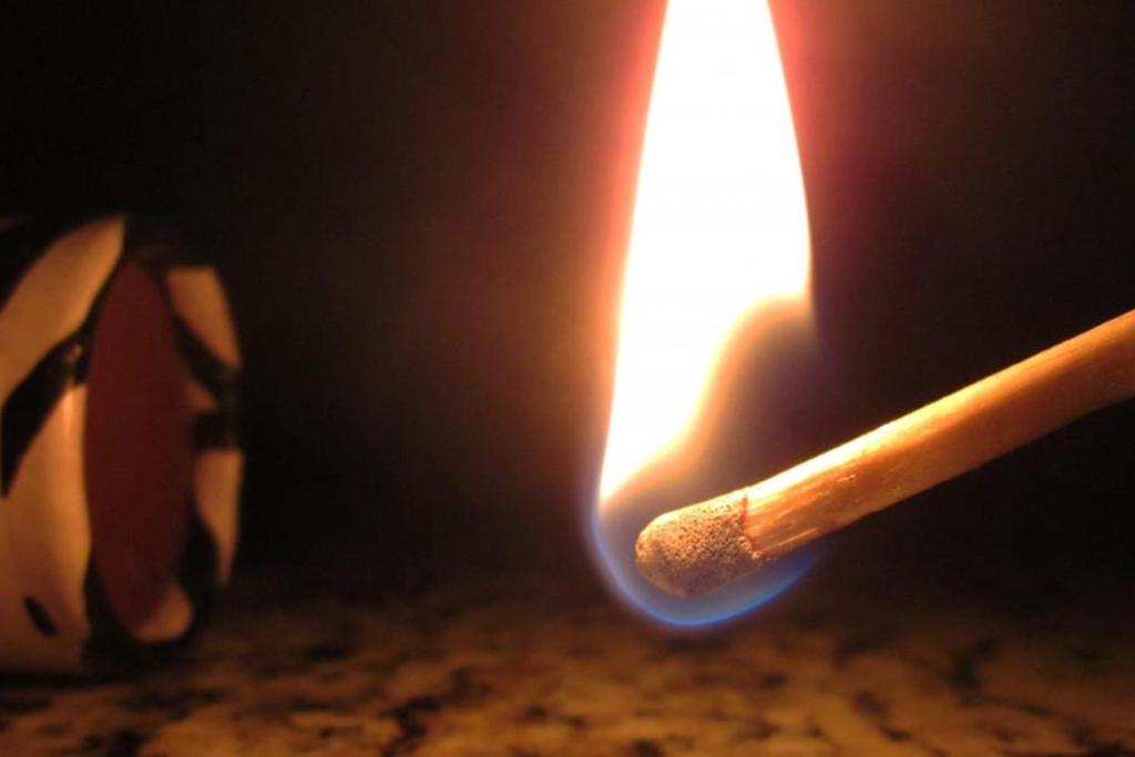 A Floresta Agradece que não Arrisque o Incêndio