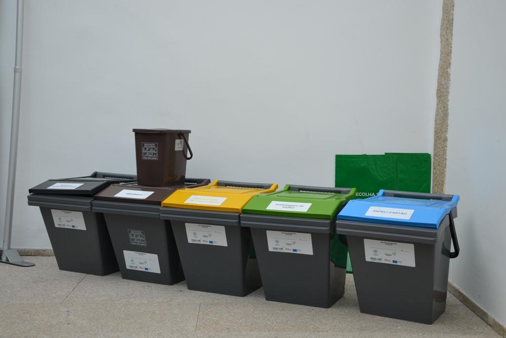 Oito Municípios da Lipor com a Recolha Selectiva Porta-a-Porta Residencial