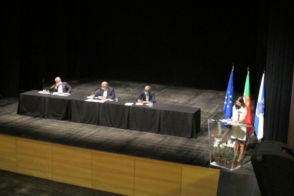 Executivo viu as Suas Propostas Serem Aprovadas em Assembleia Municipal