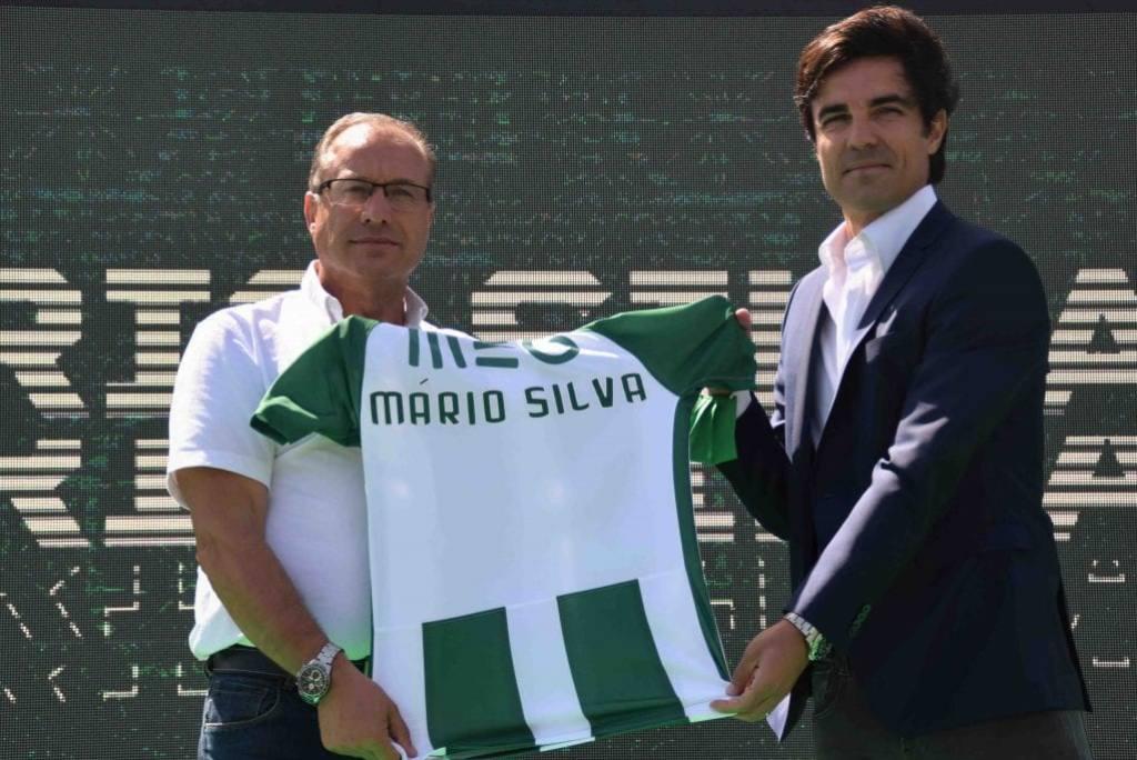 Rio Ave Rescinde com Mário Silva