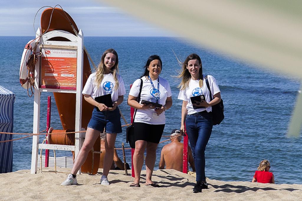 O Hospital vai à Praia em Campanha